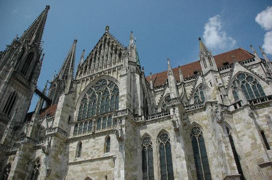 Ratisbona, Alemania: Der Dom zu Regensburg