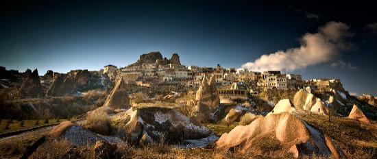 Cappadocia Cave Resort & Spa: General View