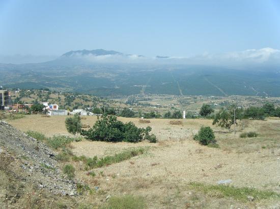 Casa Annasr: Vue Montagne