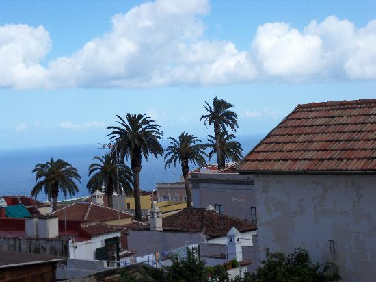 Hotel Rural Victoria: View 2 from balcony Orotava