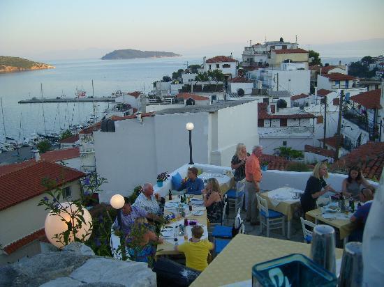 إستوريا هوتل: View from Windmill Restaurant