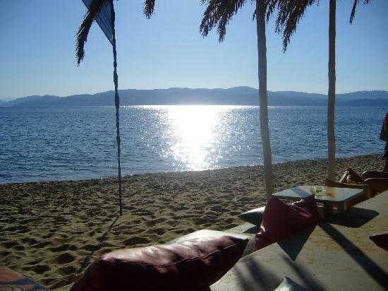 إستوريا هوتل: Sunset at Eleni Beach