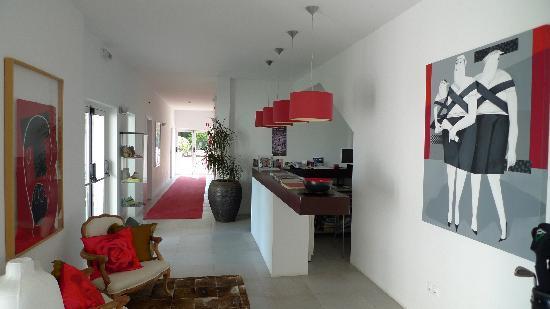 Vilacampina Guesthouse : loved the interior