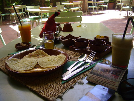 Marrakech is nice travel guide on tripadvisor for Cafe le jardin marrakech