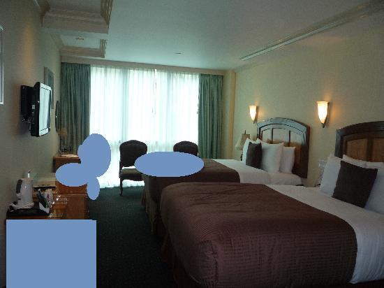 Hotel Mulberry: Vista della stanza