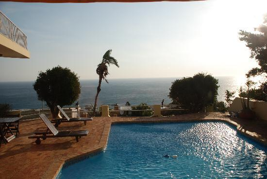 African Dreams Guest House: Views to The Atlantic