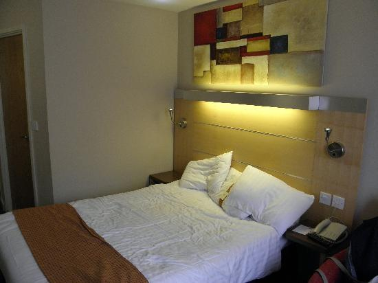 Holiday Inn Express London-Limehouse: Hotel room