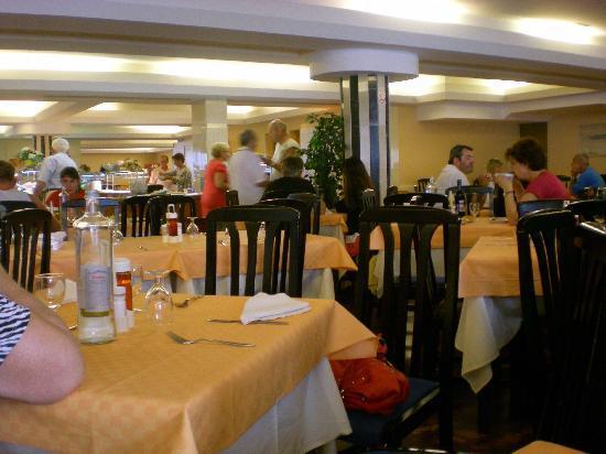 Maria del Mar: restaurant