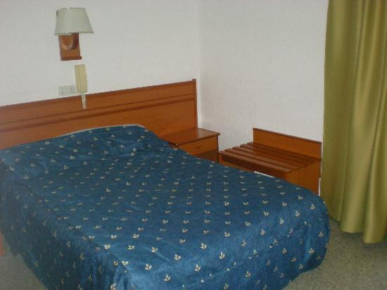 Maria del Mar : chambre