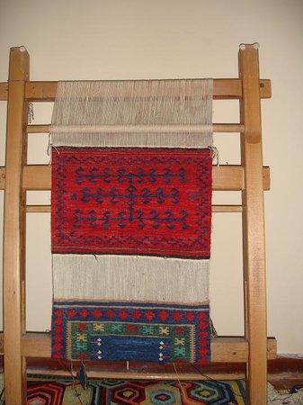 Motif Collection: Weaving Kilim