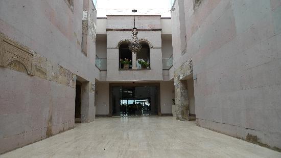 Casa Dell'Arte: Inner Courtyard