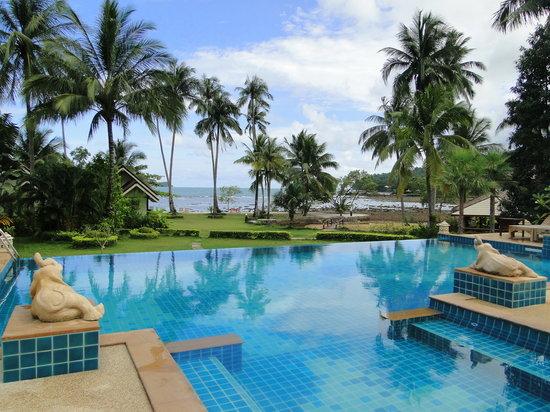 Bailan Beach Resort: nice, clean pool