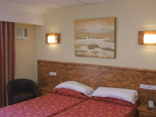 Presidente Hotel: Beds