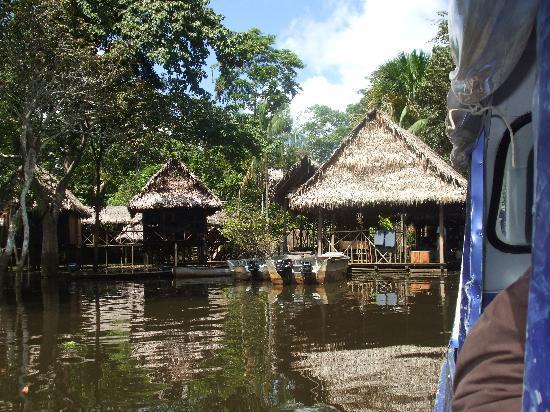 Muyuna Amazon Lodge: The Lodge. Very Impressive