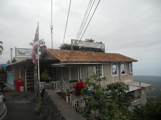 Kona Beach Cafe Menu