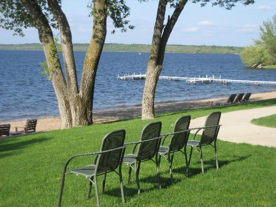 Hampton Inn & Suites Bemidji: Great place to relax