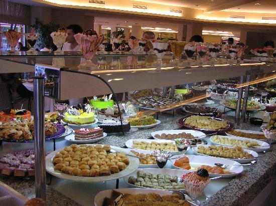 Marti Myra: food