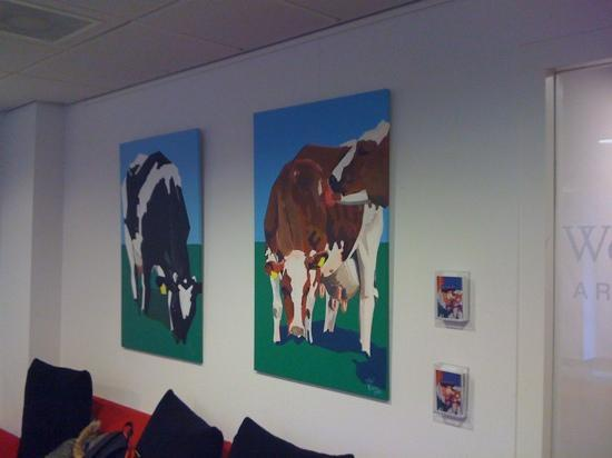 WestCord Art Hotel Amsterdam: arte