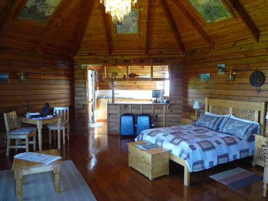Zur alten Mine: Inside the chalet