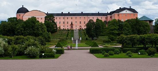 Uppsala castle Photo Timo Gustafsson