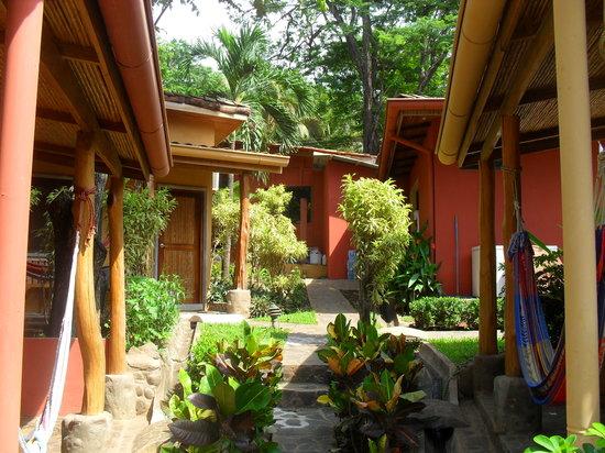 Hotel Arco Iris: Hotel Grounds