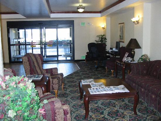 Holiday Inn Express Hotel & Suites Grand Junction: Lobby