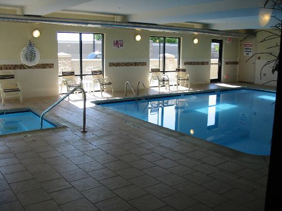 Holiday Inn Express Hotel & Suites Grand Junction: Pool Area