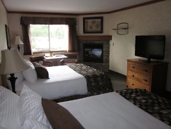 BEST WESTERN PLUS Fernie Mountain Lodge: Room