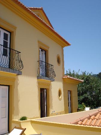 Faja da Ovelha, Portugal: Teil der zweiten Etage