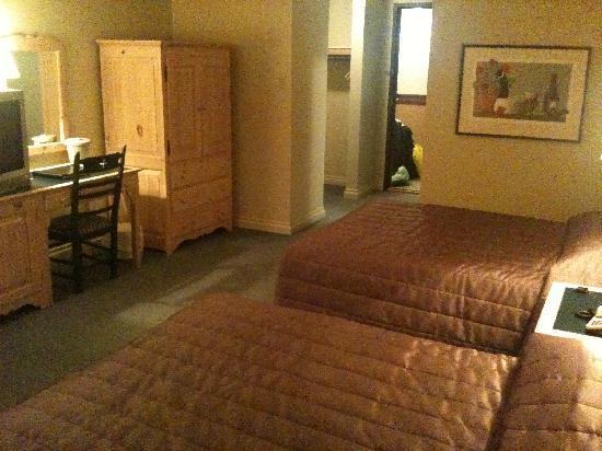 Condos & Hotel Stoneham : Habitacion1