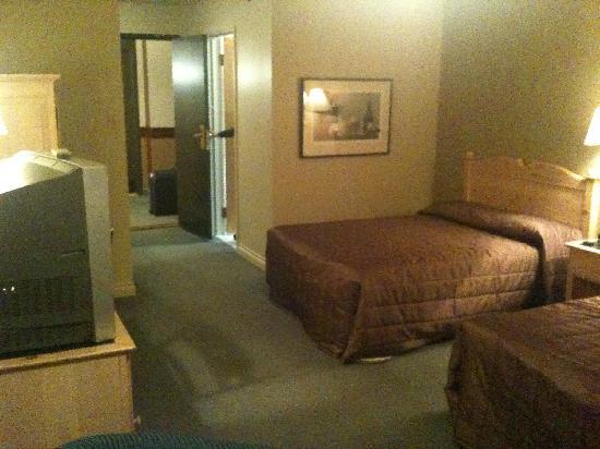 Condos & Hotel Stoneham : Habitacion2