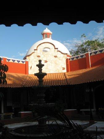 Occidental Grand Cozumel: centre de la   reception