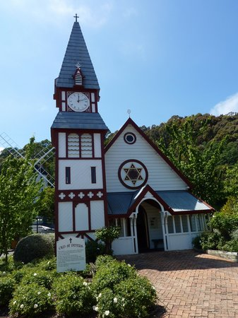 Nelson, Nueva Zelanda: St. Peters-Church, Heritage Park