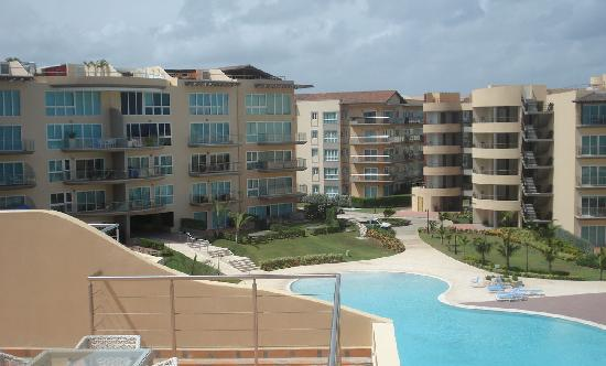 Oceania Residences: View from rooftop patio- Condos