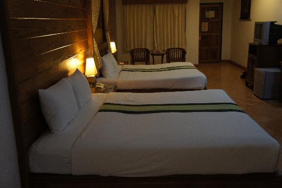 Bel Aire Resort Phuket: Bed Room