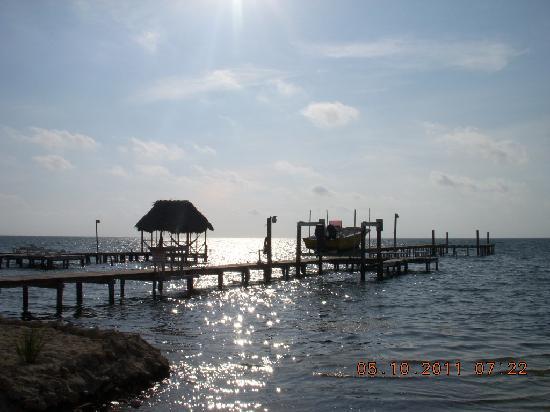 Lorraine's Guest House: Vista de la playa