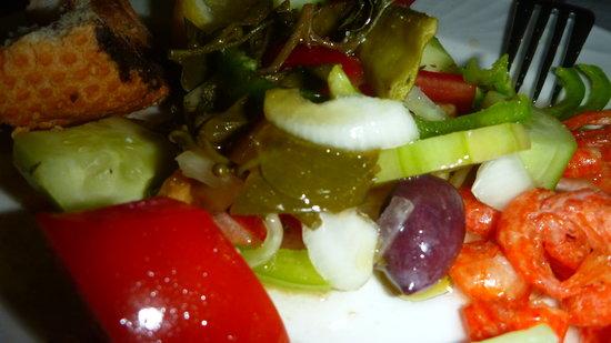 Manos' Fish Restaurant: Greek Salad