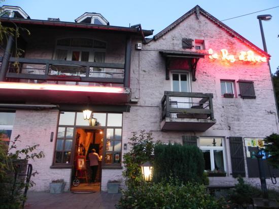 Hostellerie le Ry d'Ave