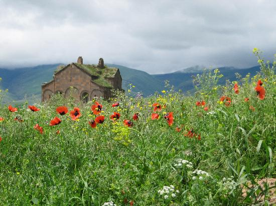 Kars, Turkey: Ani in spring