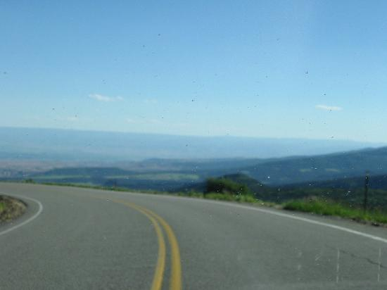 Grand Junction, Κολοράντο: Some pretty tight turns!  Just take your time!
