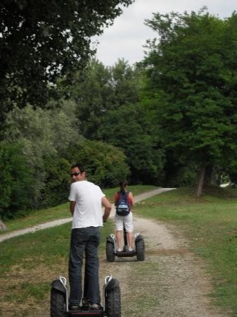 Alba, Italy: in mezzo al verde