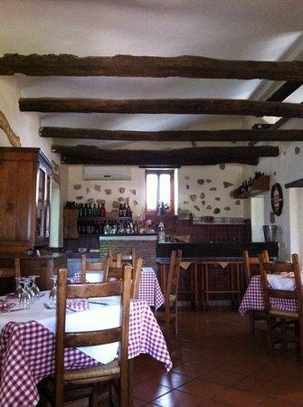 Rocca d'Evandro, Italy: interno