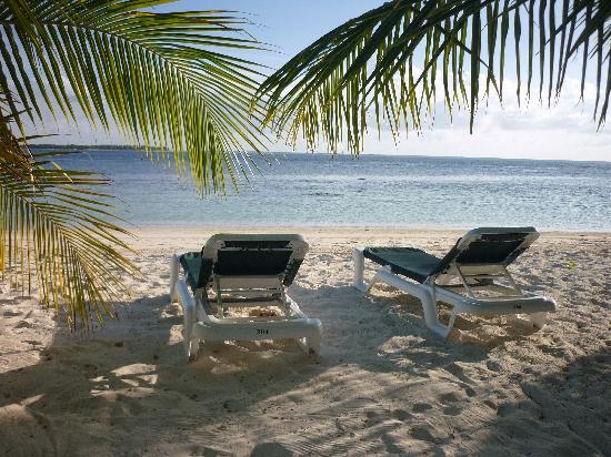 Vilamendhoo Island Resort & Spa: Picture Postcard views...