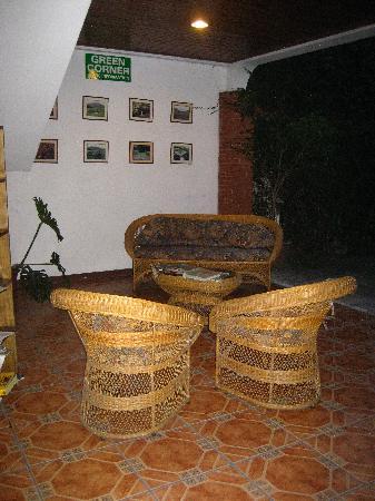 Hotel Wagelia Turrialba : Sitting Area