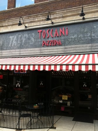 Toscani Pizzaria One Of The Best Italian Restaurants In Fort Wayne
