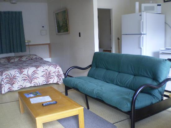 Bella Coola Motel: we offer one & two bed units