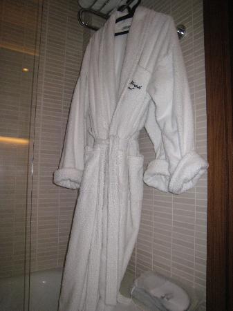 Dan Tel Aviv Hotel: robe