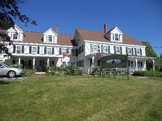 Old Orchard Beach Inn : The inn