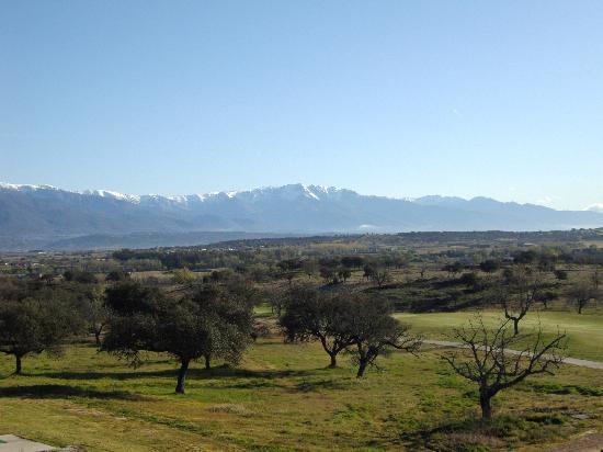 Talayuela, Espagne : Vistas del hotel