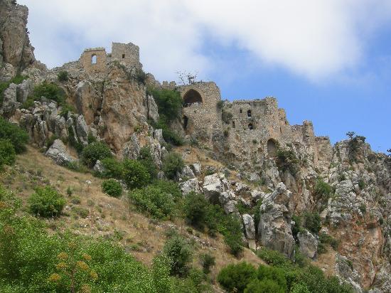 Club Simena: St Hilarion Castle